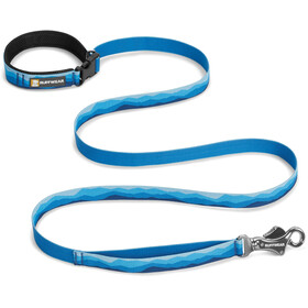 Ruffwear Flat Out Leash blue mountains